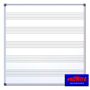 Music Stave Board - Multiple Sizes