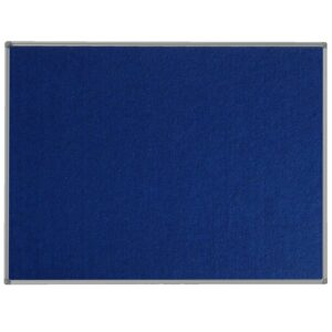 Fabric Noticeboard - Choice Of 2 Colours & Multiple Sizes