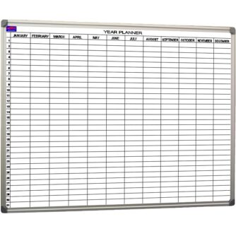 Year Planner - Multiple Sizes