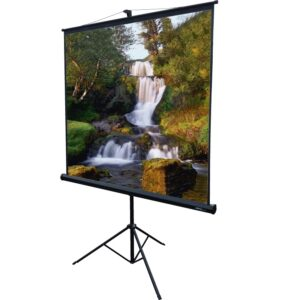 Tripod PROJECTION SCREEN - Multiple Sizes