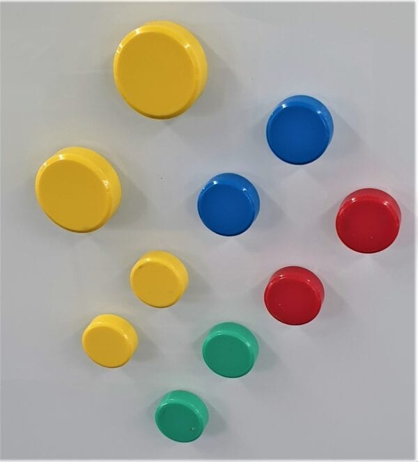 Magnetic Button Magnets