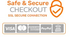 Whiteboards NZ uses safe and secure checkout and payments